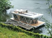 2018 Houseboat FLOATING HOUSE BOAT