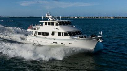 2018 86' Outer Reef Yachts-860 DBMY- Sky Lounge Fort Lauderdale, FL, US