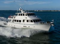 2018 Outer Reef Yachts 860 DBMY- Sky Lounge