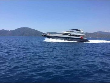 2010 79' 1'' Princess-78 Motor Yacht istanbul, TR