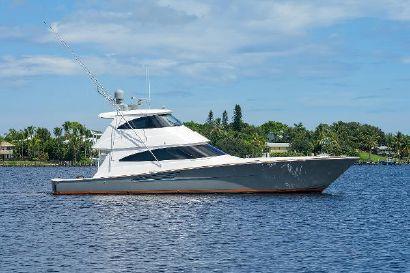 2019 68' Viking-68 Enclosed Bridge Stuart, FL, US
