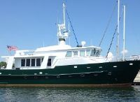 2003 Bruce Roberts TY620 Pilot House Expedition Trawler