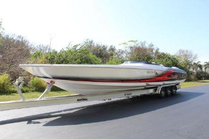 2008 43' Donzi-43 ZR Sarasota, FL, US