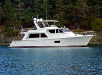 2022 Offshore Yachts Pilothouse