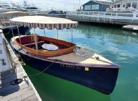 2001 Canadian Electric Boats Fantail Electric Boat