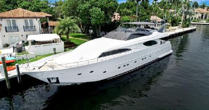 2001 94' Ferretti Yachts-94 Fort Lauderdale, FL, US