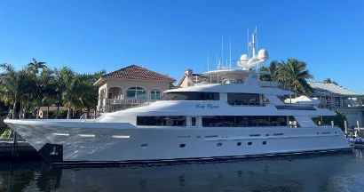 2011 130' Westport-40m Tri-Deck Fort Lauderdale, FL, US