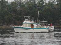 1988 Albin 43 Tri Cabin Trawler