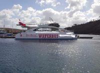 2011 Catamaran Glass Bottom