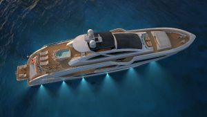 2022 135' Custom-Legacy Superyacht Yeongam, KR