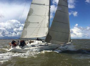 1992 Finngulf 37e