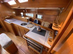1989 Jeanneau Voyage 12.50